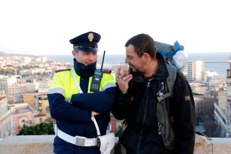 """""""Die Carabinieri sind viel cooler als unsere Bullen"""""""